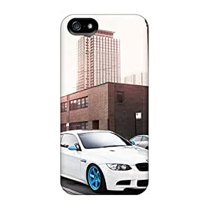 Defender Cases With Nice Appearance (bmw White) For Iphone 5/5s