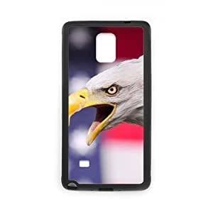 Brand New Phone Case for Samsung Galaxy Note 4 with diy Eagle