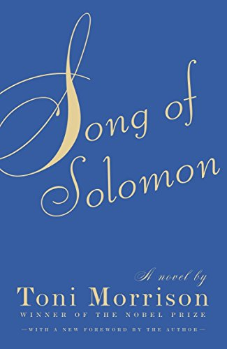Song of Solomon [Toni Morrison] (Tapa Blanda)