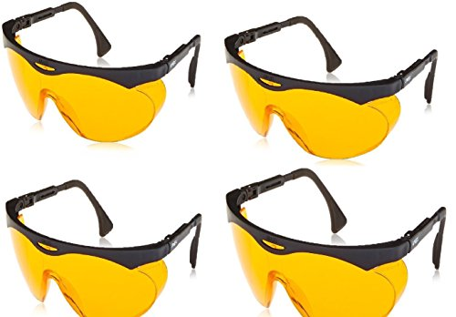 Uvex Blocking Computer Glasses SCT Orange product image