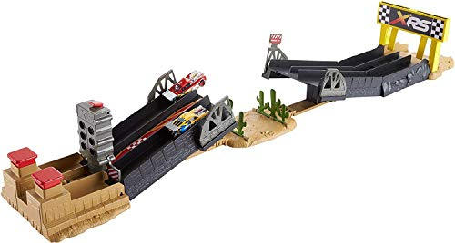 Disney Pixar Cars XRS Drag Racing Playset from Disney Cars Toys