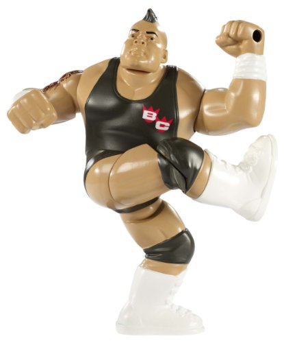 WWE Power Slammers Brodus Clay Figure by WWE