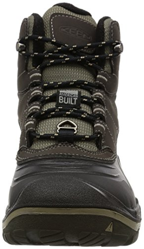 Black Polar Durand US Brindle 12 M Men's Shoe Shell KEEN Olive SR41x