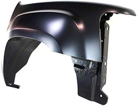 Koolzap For 07-14 Sierra Truck Front Fender Quarter Panel Passenger Side New Body GM1241342