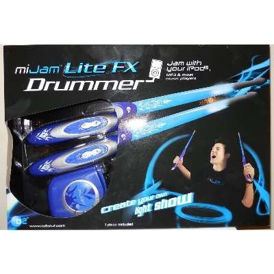 Blue Box Mijam Lite Fx Drummer - Blue