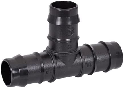 1 Antelco 19mm Double Barb Tee Connector