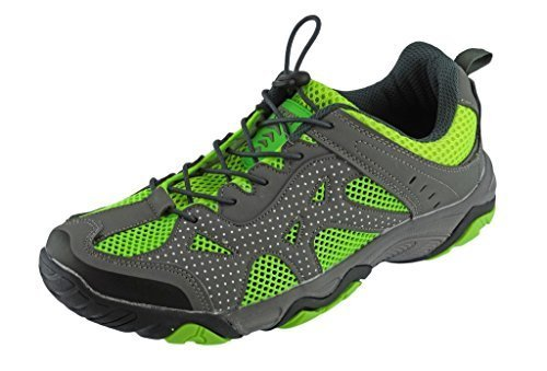Pictures of Rockin Footwear Mens Amphibious Athletic Hiking Swimming 1