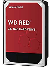 Western Digital 8TB 5400 RPM Red NAS Hard Drive, 8000, WD80EFAX