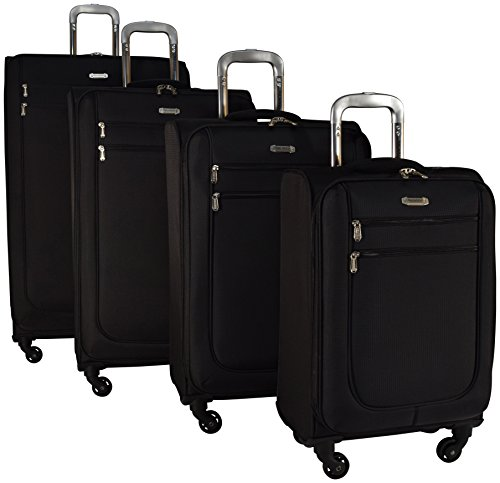 Ricardo Surfside 4 Piece Ultra-Lite Luggage Spinner Set: 32