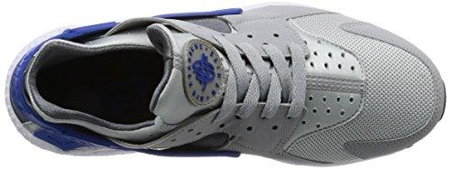 elettrico Air blu Scarpe Grigio da Uomo Huarache Ginnastica Nike 8dxqzUPwz