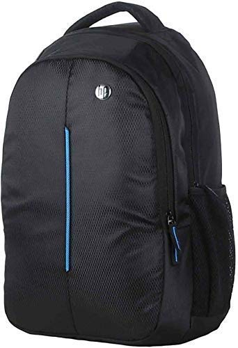 SPITZER HP Entry Level Black Backpack for 15.6 INCH LAPTOPS Laptop Backpacks