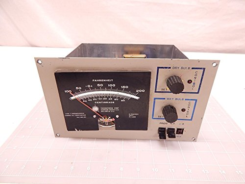 (Thermotron D-93561909 Relative Humidity Controller for Environmental Chamber T80980)