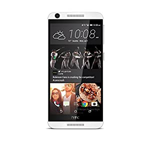 HTC Desire 626 s 626s OPM9110 4G LTE GSM Unlocked Android 5.1 Smartphone 8GB - White - (Certified Refurbished) - (Will NOT Work For Metro PCS)