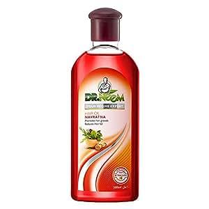 Dr. Neem Navratana Hair Oil- Packs of 3Pcs (3 x200ml)