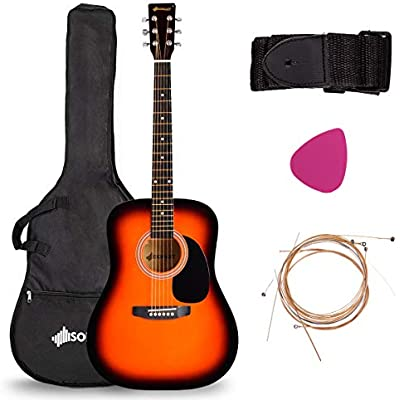 sonart-41-acoustic-guitar-wooden-2