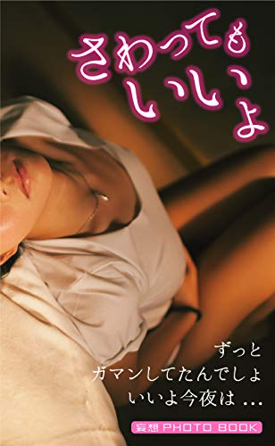 You can touch: Delusion photo book (Japanese Edition)
