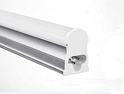 CIDASXL T5 LED Tube 3FT 35 inches14W72pcs LED,AC85-265 1800 lumens 6000K 50,000 hours! Warranty 5 years milky white cover, UL,DLC plug, double-sided connection(25Pack)