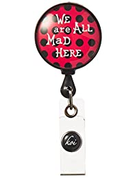 Koi Women's Retractable ID Badge Reel