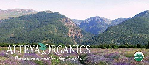 Alteya USDA Organic Bulgarian Lavender Essential Oil 0.34 Fl Oz/10 mL