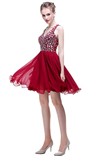 Strapless Beadings Homecoming Dresses Evening product image