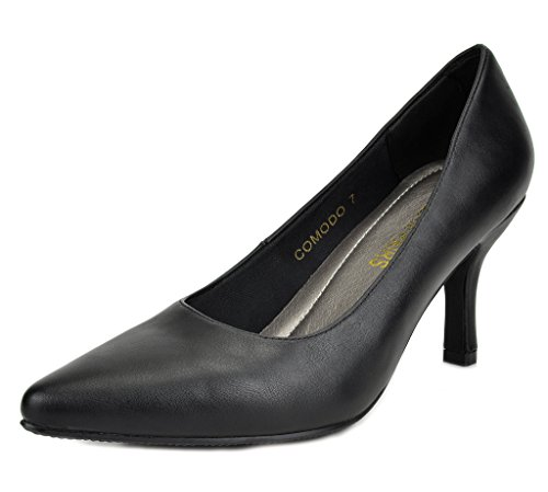 DREAM PAIRS COMODO Elegant Stiletto product image