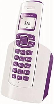 Sagemcom D150 - Teléfono fijo inalámbrico