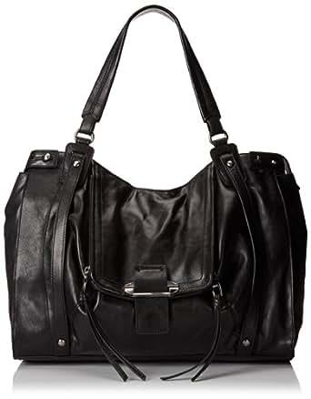 Kooba Handbags Jax Shoulder Bag,Black,One Size