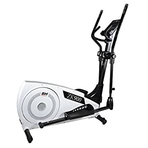 BH Fitness - Bicicleta elíptica ZK900 + Dual Kit BE