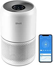 LEVOIT Air Purifiers for Home Bedroom, H13 True HEPA Filter for Large Room, Dust, Allergies, Pets, Smoke, Smar