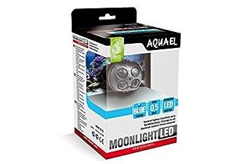 Aquael 5905546134163 Luna Luz Azul LED: Amazon.es: Productos para mascotas