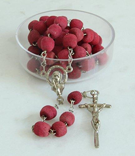 Rosary Papal Crucifix - 4