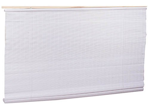 "UPC 048037220862, Vinyl Roll-Up Blind [Set of 6] Size: 96"" Wide x 72"" High x 7.5"" D"""