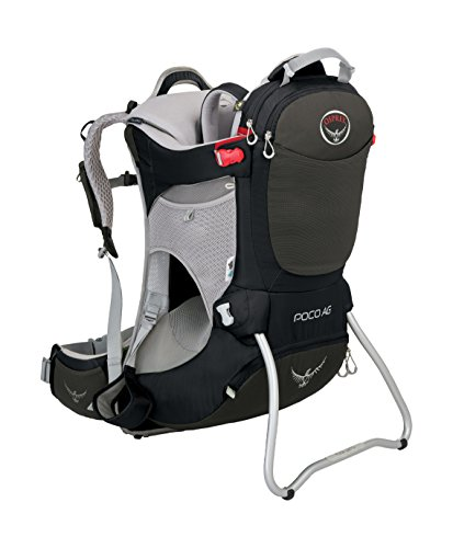 Osprey Packs Child Carrier Black