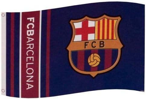 F.C. Bandera de Barcelona WM Merchandising Oficial: Amazon.es: Deportes y aire libre