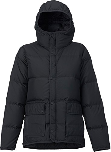 Burton Women's Mage Insulator Jacket, True Black, Small