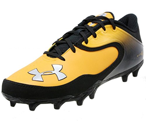 Under Armour Men S Ua Nitro Icon Low Mc Football Cleats Black Solid