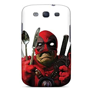 EDdeCFL8474ofWtt Kallard Deadpool I4 Feeling Galaxy S3 On Your Style Birthday Gift Cover Case