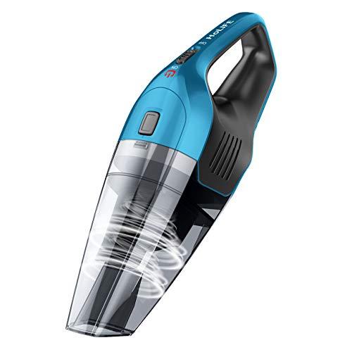 HoLife Hand Vacuum Cordless 6KPA Handheld Vacuum Cleaner 220