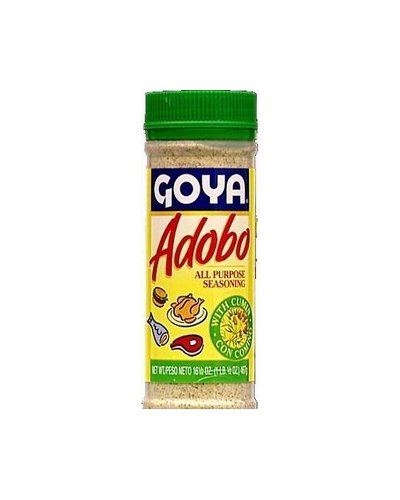 Goya Adobo with Cumin, 16.5-Ounce Units (Pack of 6)