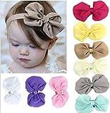 Baby Girl Cute Headband Head Wrap Hair Band