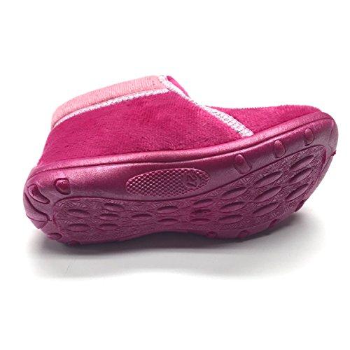 Gezer Girls' Slippers Pink 0t9y0Ko