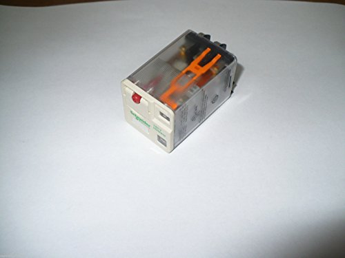 Schneider Electric RUMF3AB2F7 Plug-In Universal Relay, 120V, 10A, by Schneider Electric (Image #1)