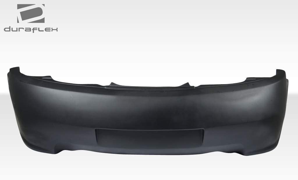 1 Piece Extreme Dimensions Duraflex Replacement for 2003-2007 Infiniti G Coupe G35 GT500 Wide Body Rear Bumper Cover