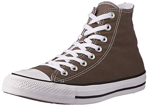 Converse Mens Chuck Taylor All Star High Top, 10.5 D(M) US, Charcoal ()