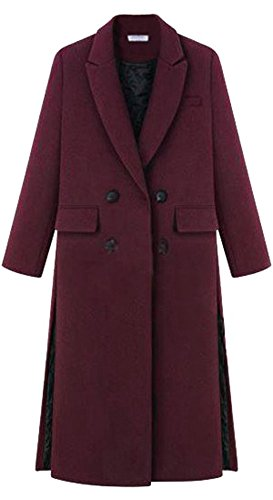 Bordeaux All 5 Femme Manteau 5 All OwXHqEnp
