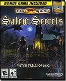 Hidden Mysteries: Salem Secrets - Witch Trials of 1692 - PC