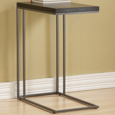 tag - Wabash C-Table, A Perfect Addition to Any Home, Java Wood (20x12x24) by tag
