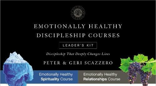 Emotionally Healthy Discipleship Courses Leader's Kit: Discipleship That Deeply Changes Lives