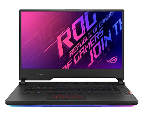 "ASUS ROG Strix Scar 15 G532LWS Gaming and Entertainment Laptop (Intel i9-10980HK 8-Core, 64GB RAM, 2x1TB PCIe SSD RAID 0 (2TB), NVIDIA RTX 2070 Super, 15.6"" Full HD (1920x1080), Win 10 Pro) with Hub"