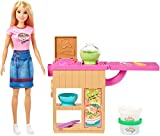 Barbie Noodle Bar Playset with Blonde
